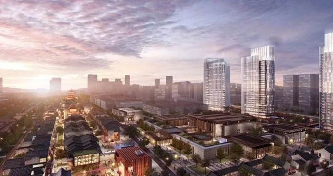 郑州120亩商都历史文化区规划曝光