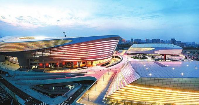 郑州奥体中心亮点多多