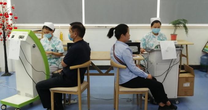 """河南郑州:""""心理压力测评""""首次纳入公交车长健康体检 守护公共交通生命线"""