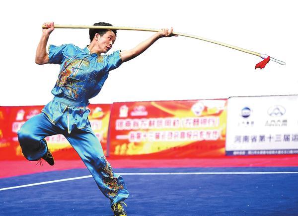 更快 更高 更强 来看看河南省运会的精彩瞬间